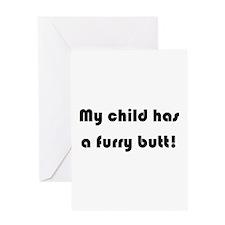 Funny Granddog Greeting Card