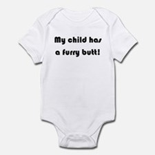 Unique Granddog Infant Bodysuit