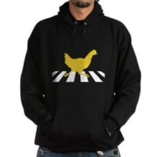 Chicken Crosses Road Hoodie
