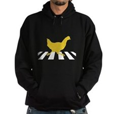 Chicken Crosses Road Hoody
