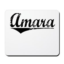 Amara, Aged, Mousepad