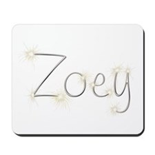 Zoey Spark Mousepad