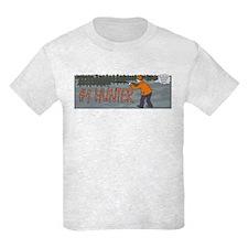 #1 Hunter T-Shirt
