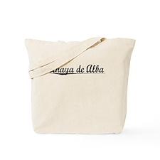 Anaya de Alba, Aged, Tote Bag