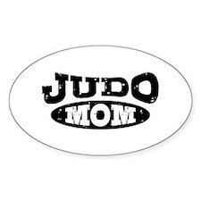 Judo Mom Decal