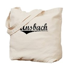 Ansbach, Aged, Tote Bag