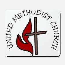 United Methodist Church Mousepad