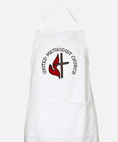 United Methodist Church Apron