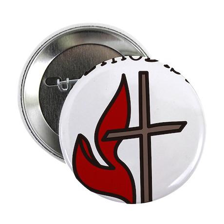 "United Methodist Church 2.25"" Button"