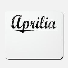 Aprilia, Aged, Mousepad