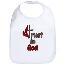 Trust In God Bib