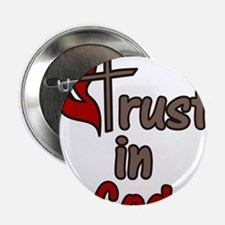 "Trust In God 2.25"" Button"