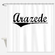 Arazede, Aged, Shower Curtain