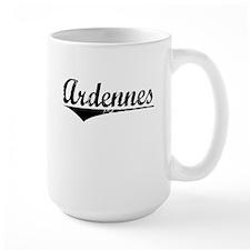 Ardennes, Aged, Ceramic Mugs