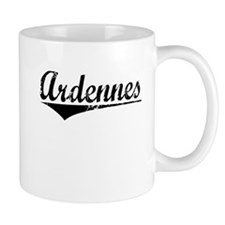 Ardennes, Aged, Small Mugs