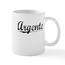 Argente, Aged, Mug