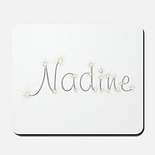 Nadine Spark Mousepad