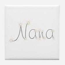 Nana Spark Tile Coaster