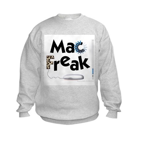 Mac Freak Kids Sweatshirt