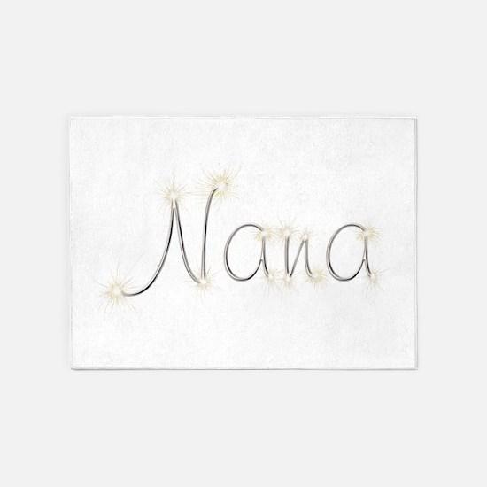 Nana Spark 5'x7' Area Rug