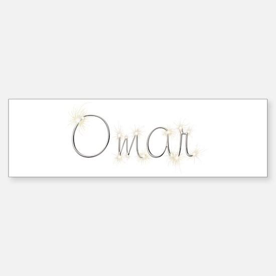 Omar Spark Bumper Bumper Bumper Sticker