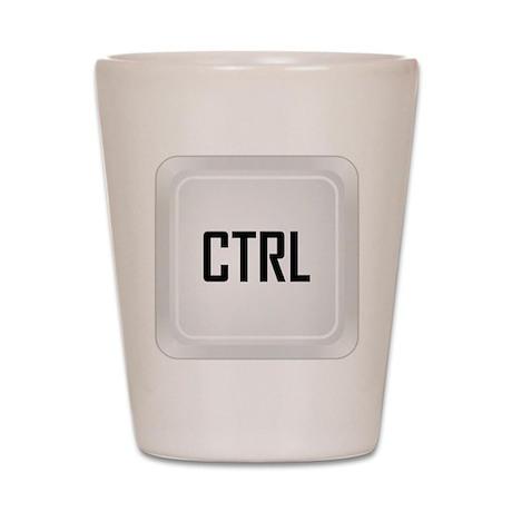 CTRL Shot Glass