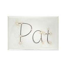 Pat Spark Rectangle Magnet