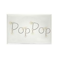 PopPop Spark Rectangle Magnet