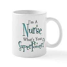 Super Nurse Mug