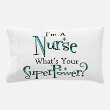 Super Nurse Pillow Case