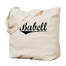 Babell, Aged, Tote Bag