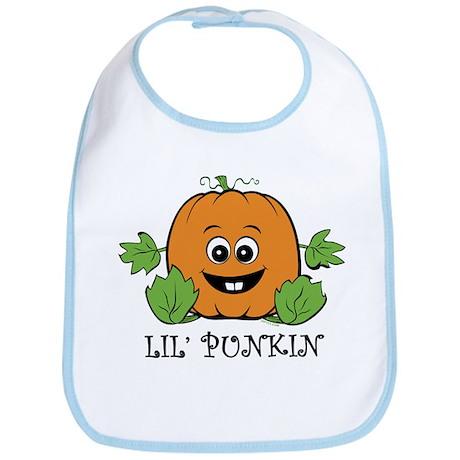 Lil' Punkin Bib