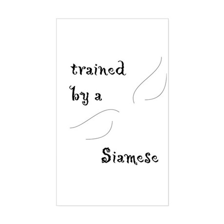 Trained by a Siamese Rectangle Sticker