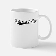 Baile nan Cailleach, Aged, Mug
