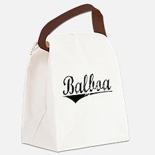 Balboa, Aged, Canvas Lunch Bag