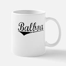 Balboa, Aged, Mug