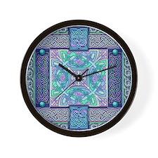 Celtic Atlantis Wall Clock