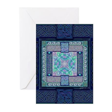 Celtic Atlantis Greeting Cards (Pk of 10)