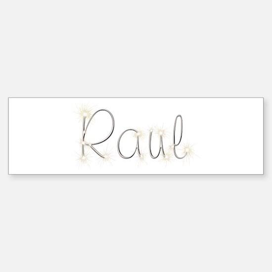 Raul Spark Bumper Bumper Bumper Sticker