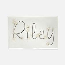 Riley Spark Rectangle Magnet