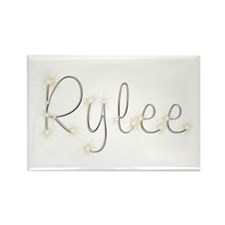 Rylee Spark Rectangle Magnet