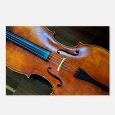 Cello Postcards (Package of 8)