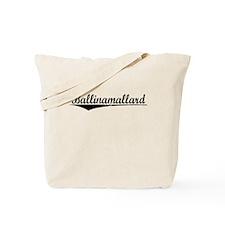 Ballinamallard, Aged, Tote Bag