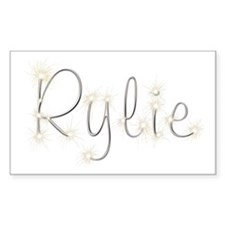 Rylie Spark Rectangle Decal