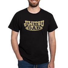 Jujitsu Dad T-Shirt