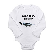 Grandpa's copilot Body Suit