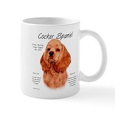 Red Cocker Spaniel Coffee Mug