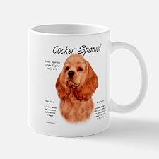 Red Cocker Spaniel Mug