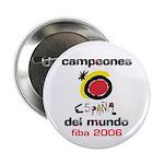 Spain - Baskeball World Champ Button