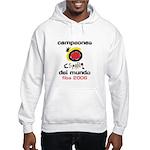 Spain - Baskeball World Champ Hooded Sweatshirt